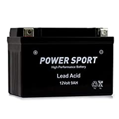 ExpertPower YTX9-BS ATV Battery for Honda 400cc TRX400EX FourTrax Sportrax 2004 Batteries are shipped charged and ready to install. 12 Month . Our sealed motorcycle batteries feature Absorbed Glass Mat technology (AGM for short). This design ...