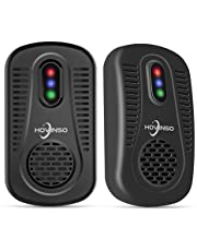 Hovinso Ultrasonic Pest Repeller 2pack Pest Insects Control
