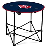 Logo Brands NCAA Dayton Flyers Round Table, One