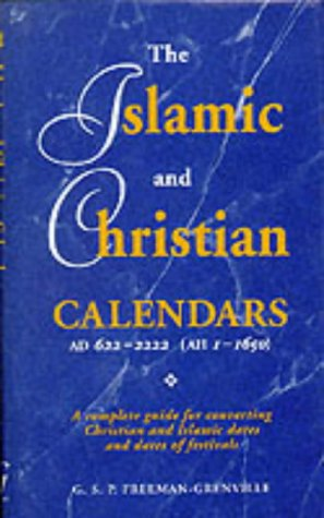 Christian Calendars: Ad 622-2222