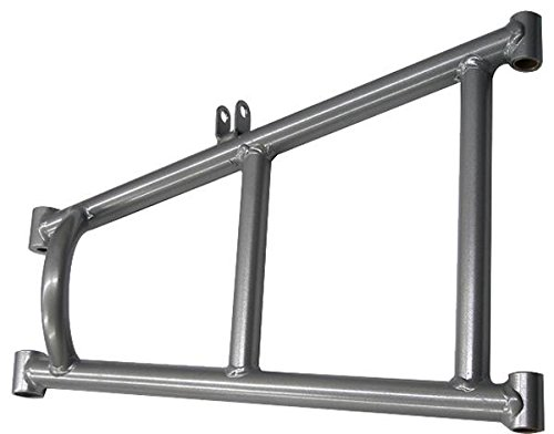 Sports Parts Inc SM-08689 Chrome Moly Lower A-Arm - Silver