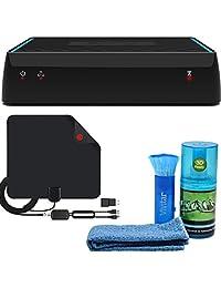 AirTV   Sintonizador dual OTA DVR y reproductor de transmisión con antena digital HDTV + kit de limpieza