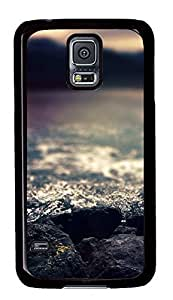 For SamSung Galaxy S5 Mini Case Cover Black Rock Shooter Pack Pattern