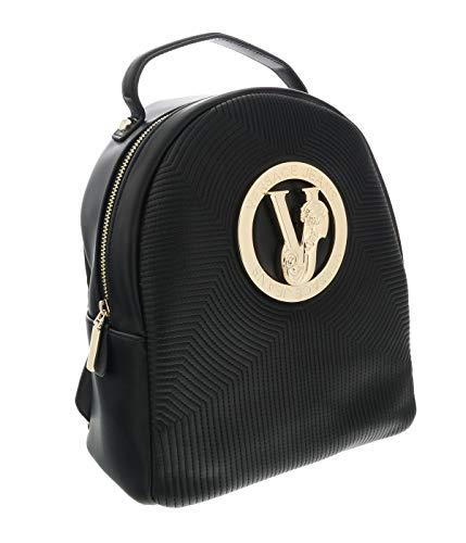 Versace Black Backpack-EE1VTBBM5 E899 (Versace Jeans Women)