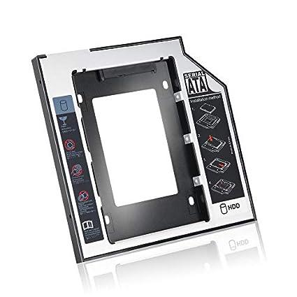 Soporte Universal para Disco Duro SATA Second HDD SSD de 9,5 mm de ...