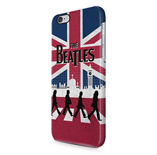 The Beatles Abbey Road UK Flag iPhone 6, 6s Hard Plastic Case Cover