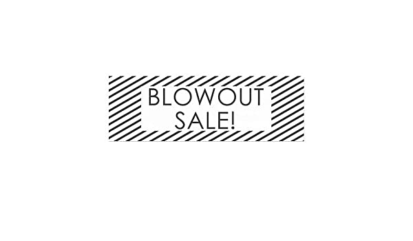 5-Pack CGSignLab Ghost Aged Rust Window Cling 24x24 Black Friday Blowout