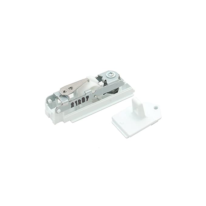 White Westinghouse secadora puerta Catch/Latch Kit: Amazon.es ...