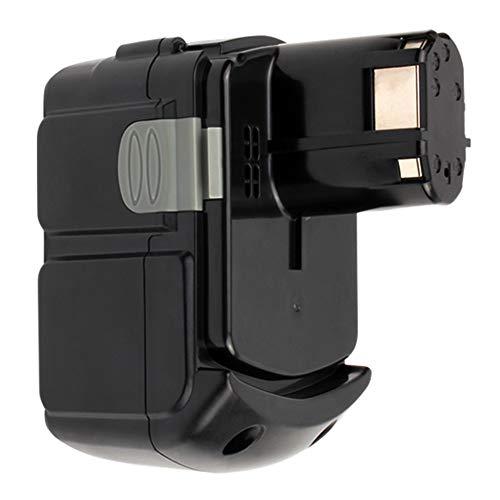 4.0Ah EBM1830 Battery for Hitachi, VANON 18V Li-ion Replacement Battery for Hitachi BCL1815 BCL1820 BCL1825 BCL1830 EB 1820L C 18DL C 18DLX C 18DMR DS18DFLG DS18DL 327730 327731 Cordless Tools