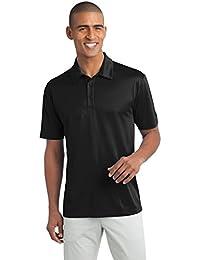 """<span class=""""a-offscreen"""">[Sponsored]</span>Men's Short Sleeve Moisture Wicking Silk Touch Polo Shirt"""