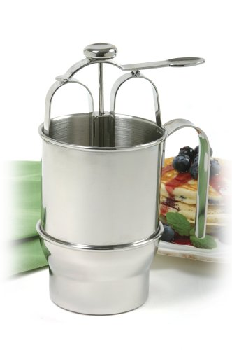Norpro Stainless Pancake Dispenser Holder
