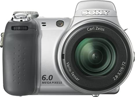 Sony DSC-H2 Cámara Puente 6MP 1/2.5