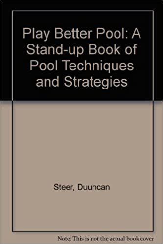 Play Better Pool: A Stand-up Book of Pool Techniques and