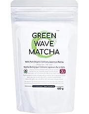 Matcha Green Tea Culinary Powder – Organic Japanese Grade Culinary Superfood, Premium Antioxidants | Perfect for Baking, Smoothies, Latte, Iced tea & Weight Loss (Culinary Japanese Matcha 100g)