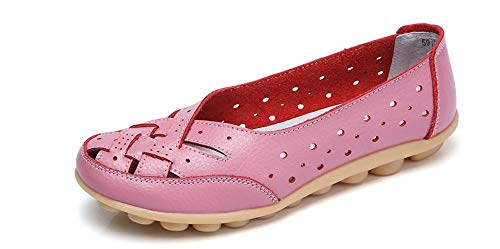 Used, YUBUKE Loafers for Women Comfortable Leather Slip-On for sale  Delivered anywhere in Canada