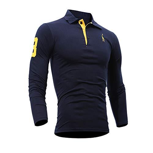 半袖 长袖 Tシャツ ポロシャツ メンズ 胸刺繍 ニット ゴルフウェア スポーツ カジュアルウェア 春 夏 秋 冬
