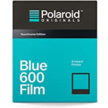 Polaroid Originals Instant Black & Blue Film for 600