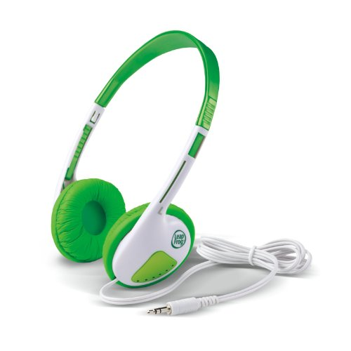 leapfrog green headphones