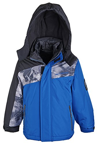 Insulated Boys Snowboard Jacket - 8