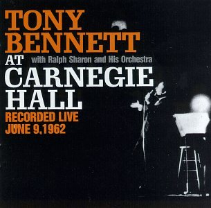 At Carnegie Hall: Recorded Live June 9, 1962 by Sony Special Products