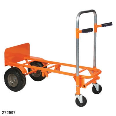 (Wesco Two-Four-One Convertible Hand Truck - 272997)