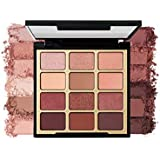 Milani Pure Passion Eyeshadow Palette (0.48 Ounce) 12 Cruelty-Free Warm Matte & Metallic Eyeshadow Colors for Long…