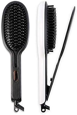Cepillo alisador de pelo, alisador de pelo, cepillo alisador de ...