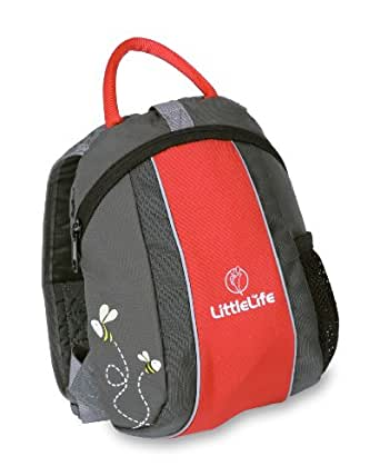 Littlelife Runabout Toddler Daypack, Red (Discontinued by Manufacturer)