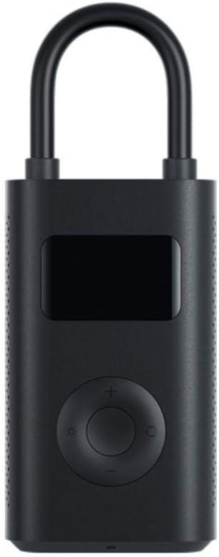 Bomba de aire eléctrica Xiaomi Mijia, inflador recargable, 150 psi, detección de presión de neumáticos digital inteligente para bicicletas, motos y balones de fútbol