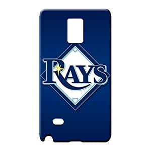 samsung note 4 Protection Shockproof High Grade Cases phone cover case tampa bay rays mlb baseball by icecream design