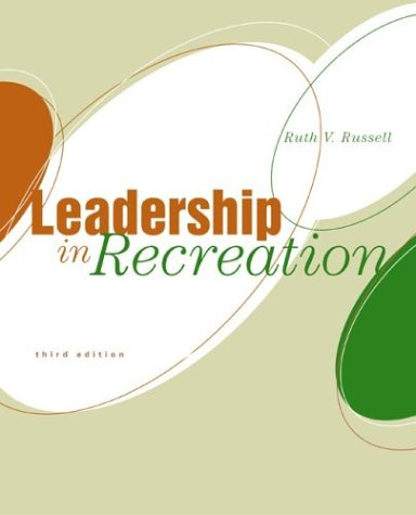 Leadership in Recreation with PowerWeb Bind-in Card