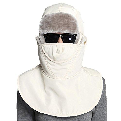 Caliente Para Cazadora Gorro Mujer Esquí Soldado De De Nieve Bombardero Unisex Hombre De De Gorro RoseRed Caliente La A De Máscara Invierno Mantener Trampero Caza Viento Para Mientras Orejera Prueba 1wq8zXq