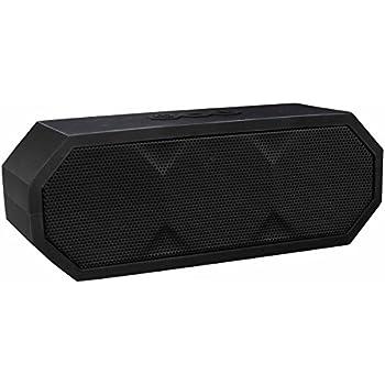 Altec Lansing The Jacket Bluetooth Speaker, Black (iMW455)