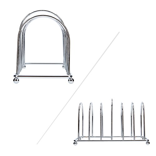 PINK inscriptions Chrome 6 SLICE Toast Rack New Year discount. by PIKN inscriptions (Image #5)