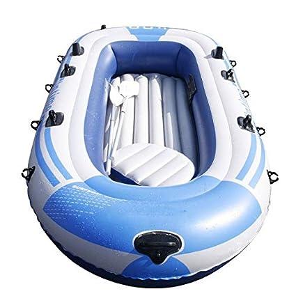 Amazon.com: Kayak - Canoa de pesca hinchable para 2 personas ...