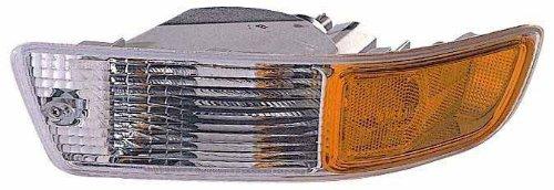Toyota Rav-4 1998-2000 Park/Signal Lamp Lens & Housing Lh 1999 2000 Toyota Rav4 Engine