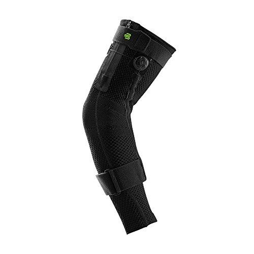 Braces Medicine Elbow Sports - Bauerfeind 11061621070002 Sports Elbow Brace, Shape, Medium, black ()