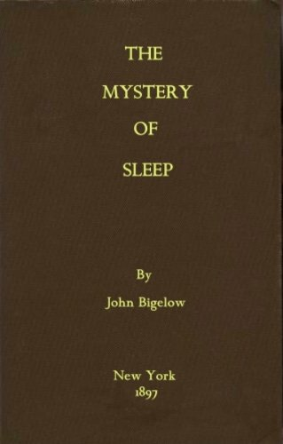 The Mystery Of Sleep (Repose Memory)