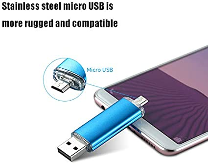 Accrie - Memoria USB para Smartphone, USB y Memoria USB OTG ...