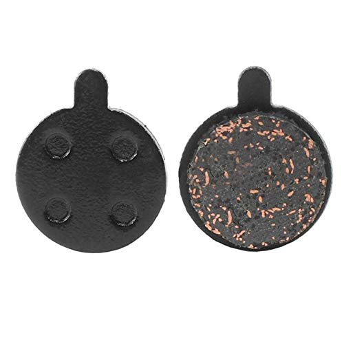 Utini 1 Pair Resin MTB Mountain Bike Disc Brake Pads for Zoom 5 Bicycle Parts