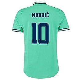 HJM Luka Modric #10 Jersey Soccer Masculin -Respirant, Séchage Rapide