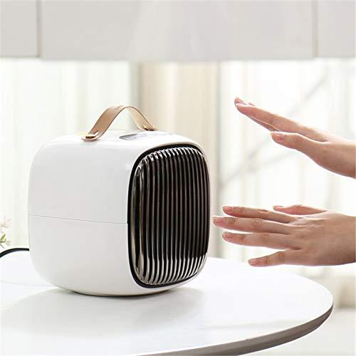 (NSK USB Mini Fan LLP EP011V 850W Winter Retro Electric Fan Heater Desktop Household Radiator)
