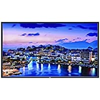 NEC Display 80 High-Performance LED Edge-lit Commercial-Grade Display w/Integrated Speakers - 80 LCD - 1920 x 1080 - Edge LED - 460 Nit - 1080p - HDMI - DVI - (Certified Refurbished)