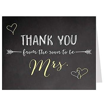 Eb35db104388 Bridal Shower Thank You Cards Tfccrk Com