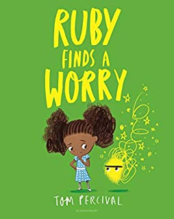 Book Cover: Ruby Finds a Worry