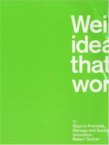 Weird Ideas That Work pdf