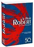 Le Petit Robert 2018 (Dictionnaires le Robert)