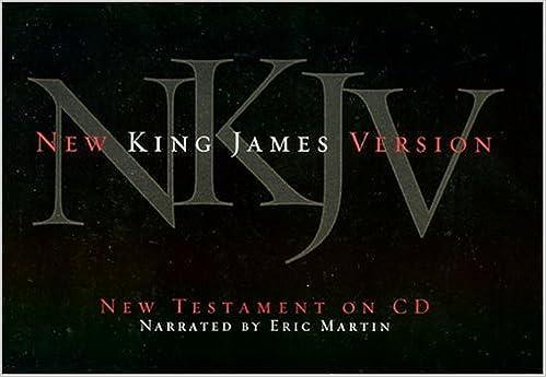 Holy Bible: Nkjv Complete Bible, Nylon Zip: Eric Martin