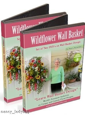 Wildflower Basket -