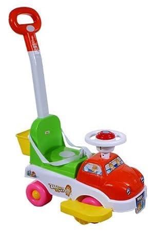 Correpasillos y andados para bebes - Portador con funcion empuja ...
